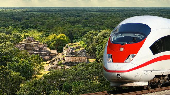 Realizará IPN estudios de factibilidad de Tren Maya