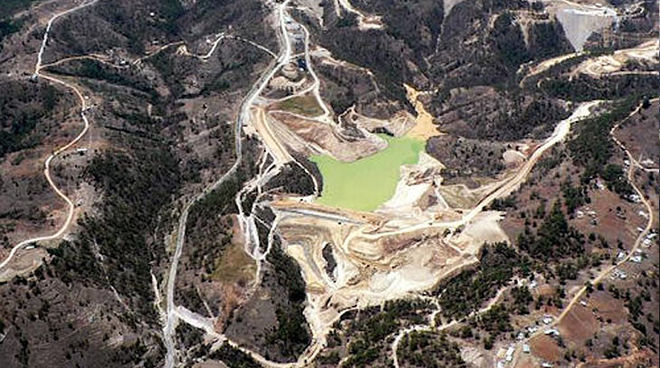 Resultado de imagen para Minera Montana Exploradora de Guatemala S.A.,