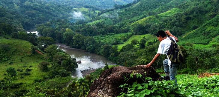 Comarca Ngäbe Buglé en Panamá amenazada